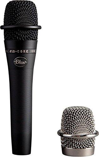 BLUE enCORE 100 Studio Grade Dynamic Microphone Black