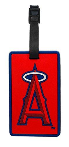 Los Angeles Angels - MLB Soft Luggage Bag Tag