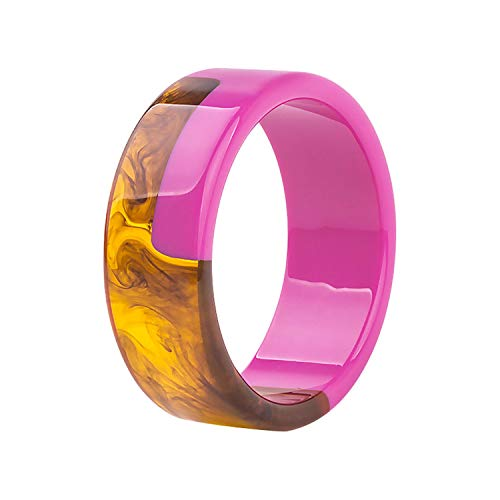 cengXY160h Design Lucite Resin Crafts Bangle Bracelets for sale  Delivered anywhere in USA