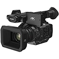 Panasonic Video Camera Camcorder, Black (HC-X1)