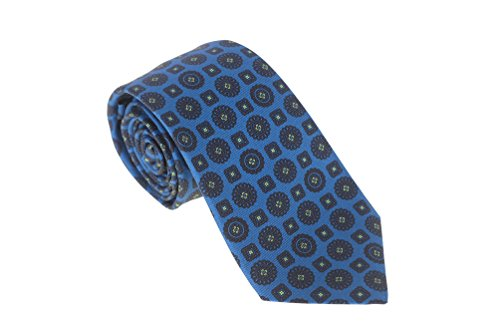 kiton-napoli-mens-teal-blue-with-green-motif-seven-fold-handmade-silk-necktie