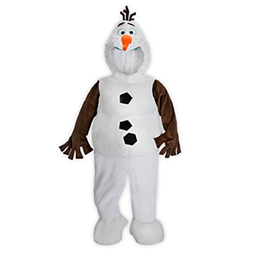 Disney Store FROZEN Olaf Childs Costume Size 7/8