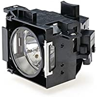 QueenYii ELPLP30 Compatible for EPSON PowerLite 821P Replacement Projector Lamp with bulb inside