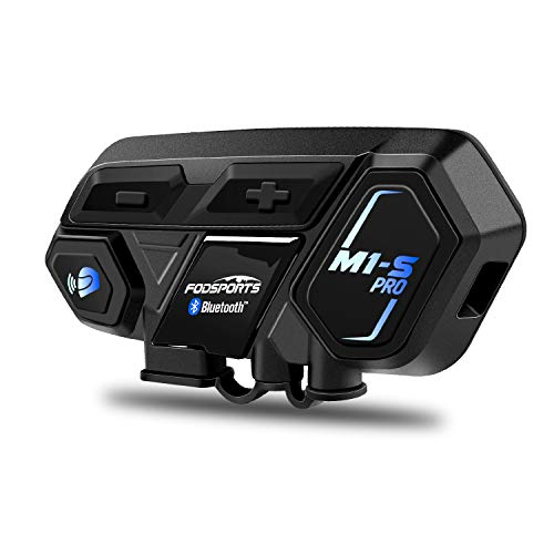 Motorcycle Bluetooth Intercom Fodsports