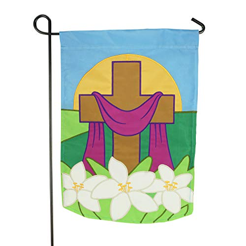religious outdoor easter flags - 9