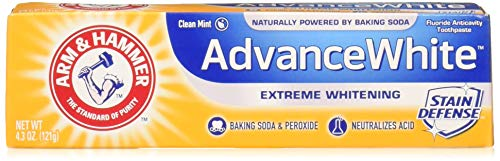 (Arm & Hammer Advance White Extreme Whitening Toothpaste, 4.3 oz (Pack of 6))