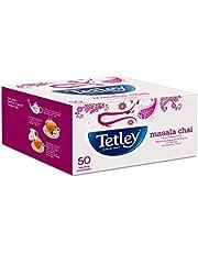 Tetley Masala Chai 50s Envelopes, 100 g,8901052087730