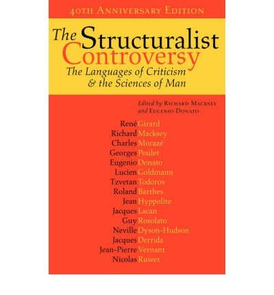 [(The Structuralist Controversy: The Languages of Criticism and the Sciences of Man )] [Author: Richard A. Macksey] [Aug-2007] pdf epub
