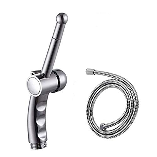 2020New 59-inch Shower Hose for Portable Bathroom with Enema Shower Head Vaginal and Cleaning Set - 7 for Vaginal Enema and rinsing