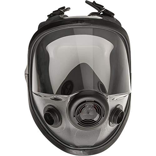 North 54001 Full Respirator Facepiece, Medium/Large