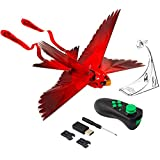 Zing Go Go Bird - Red - Remote Control Flying Toy