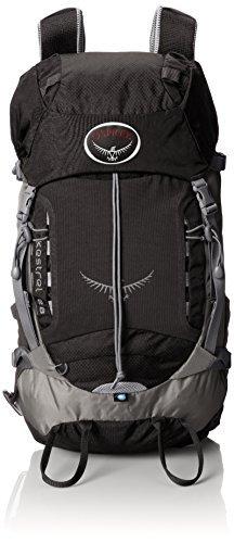 Osprey Packs Kestrel 28 Backpack (2015 Model) (Talus Grey, Medium/Large) [並行輸入品] B07DVCTB4S