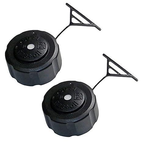 Homelite 2 Pack Of Genuine OEM Replacement Soap Tank Caps # 310650004-2PK