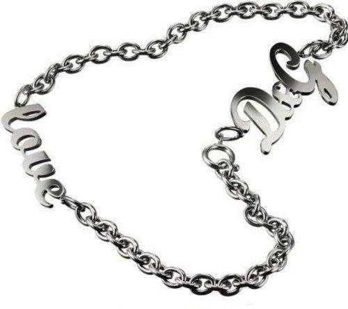 design senza tempo a1e5b 8afb7 Dolce & Gabbana Collana Dj0391: Amazon.it: Gioielli
