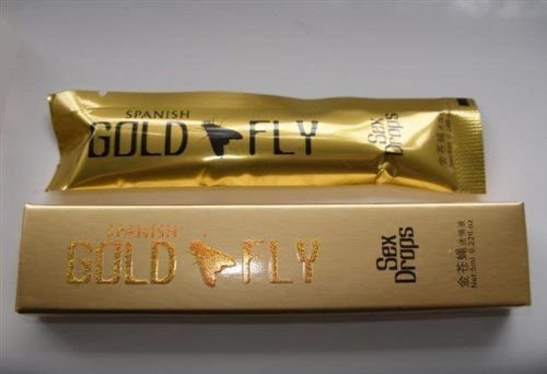 - Original Spanish Gold Fly Female Sexual Enhancer Drops 1 Tubes | 100% Pure