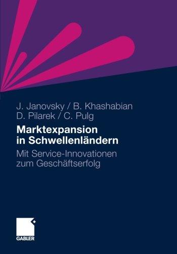 Marktexpansion in Schwellenländern: Mit Service-Innovationen zum Geschäftserfolg