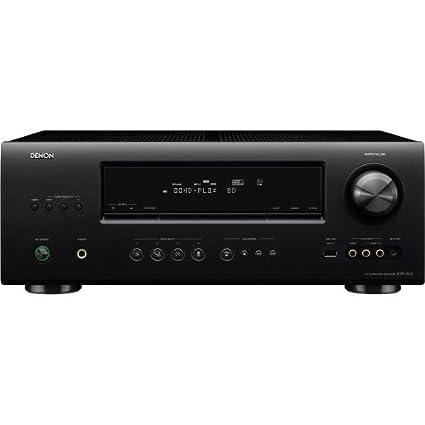 amazon com denon avr 1612 5 1 channel av home theater receiver rh amazon com Denon Exercise Freaks Manuals Denon AVR Manual