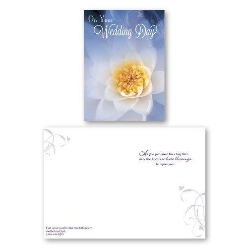Wedding Anniversery Scripture Butterflies Greeting
