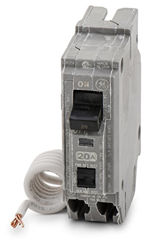 GE THQL1120AF2 plug in 1 pole 20 amp arc fault combination circuit breaker