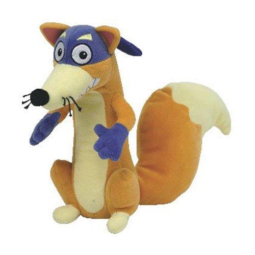 (Ty Beanie Baby Swiper Dora's Fox )