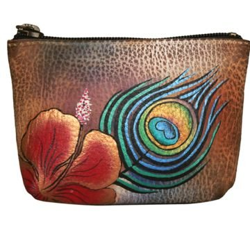 anuschka-genuine-leather-hand-painted-coin-pouch-peacock-feathers