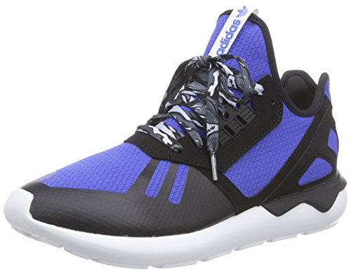 adidas Tubular Runner - Zapatillas Hombre Azul (collegiate royal/core black/ftwr white)