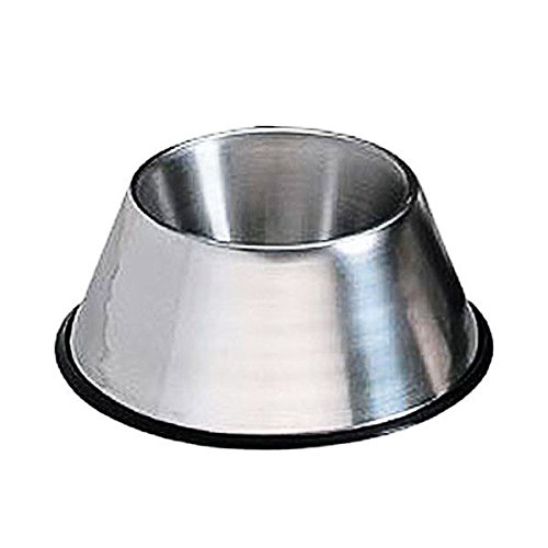 Pro Select Dog Bowls X-Super Heavy Non-Tip Food Water Dish 32 oz Capacity Long Eared Breeds (Super Heavy Dish)