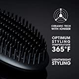 ghd Glide Hot Brush, Professional Hot Brush for