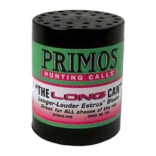 Heat Deer Call - Primos The Can, Long Can, Trap PS7065 The Can Deer Calls
