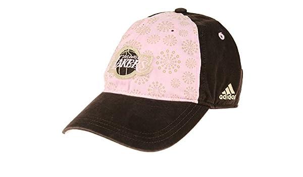 adidas Los Angeles Lakers NBA de la Mujer Slouch Gorra Ajustable ...