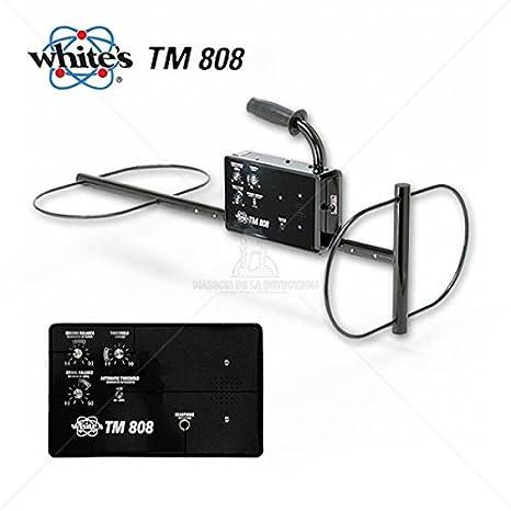 Detector de Metales White s TM 808