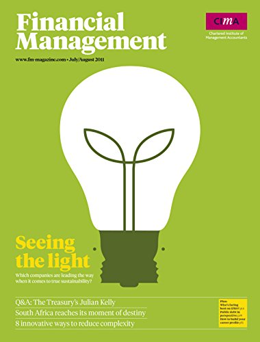 Financial Management   The Magazine From Cima