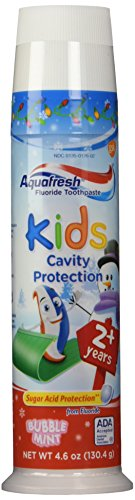aquafresh-kids-cavity-protection-toothpaste-bubblemint-46-oz-1304-g-pack-of-5