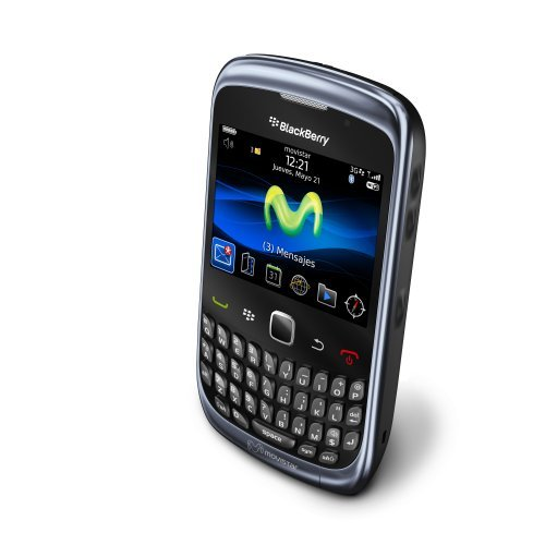 Blackberry Curve 3G 9300 Unlocked GSM Phone with 2MP Camera, GPS and Wi-Fi - Blue (Rim Blackberry 3g)