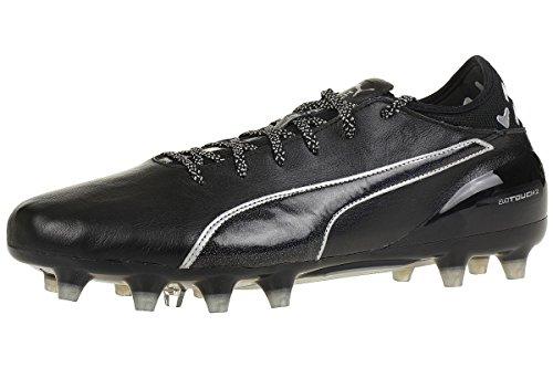 FG Foot Argent Noir Crampons Black de Puma 2 Evotouch UCEBqB