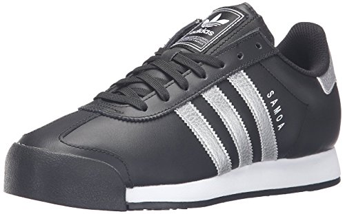 hot sale online 34086 89877 adidas Originals Men s Samoa Fashion Sneaker, Black Metallic - Import It All