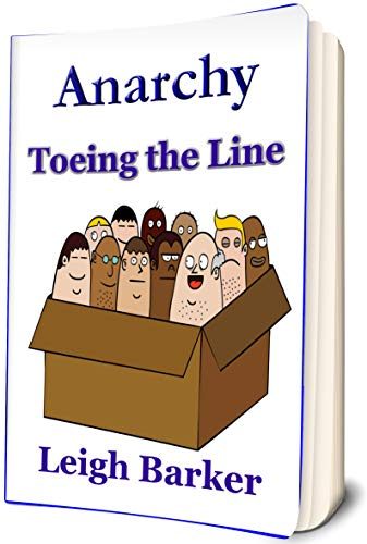 Toeing the Line: Just for fun (Anarchy Book 2)