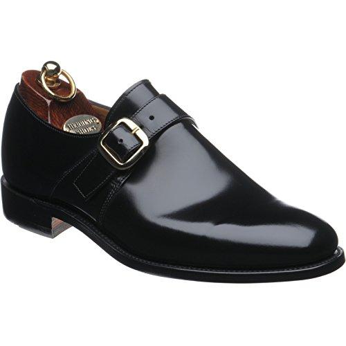 HerringHerring Cardiff - Zapatos de Vestir Hombre Noir - Black Polshed