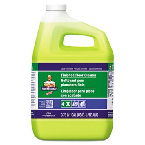 Procter And Gamble PROCTER & GAMBLE COMMERCIAL Floor Cleaner, Removes Dirt, 1 (Finished Floor Cleaner)