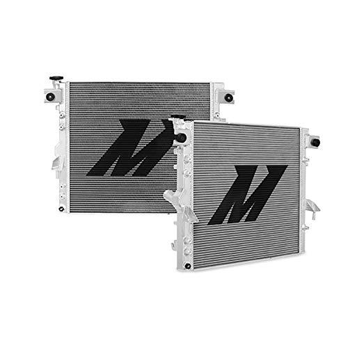 Mishimoto MMRAD-WRA-07V2 Silver aluminum radiator