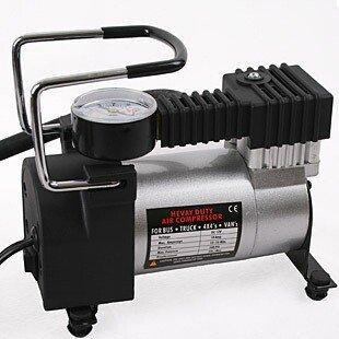 memeda multiusos Potencia Heavy-Duty - Inflador de neumáticos compresor de aire Compresores Bomba de aire portátil inflador de neumáticos 12 V: Amazon.es: ...