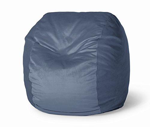 "Take Ten Small 30"" Luxury Bean Bag Chair – Multiple Colors / Seats 1 Child / Durable and Comfortable"
