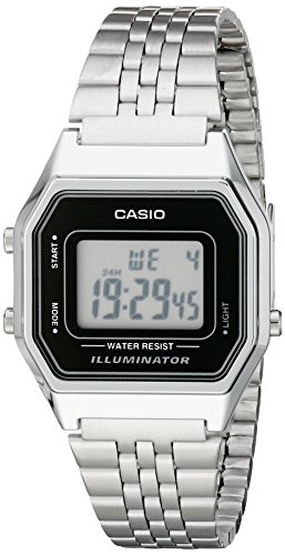 Casio Ladies Mid Size Digital 680WA 1DF