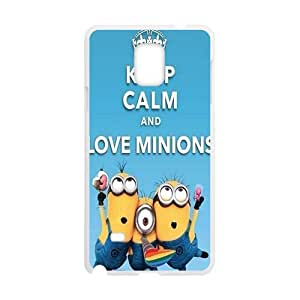 Minions Case Cover For samsung galaxy Note4 Case