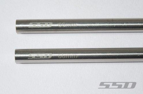 SSD RC 66mm Titanium Links for Ascender (2)