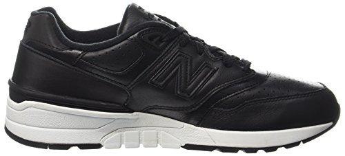 Course Hommes Balance De 597 Nouveaux Noir Chaussures noir 6X8cWRZn