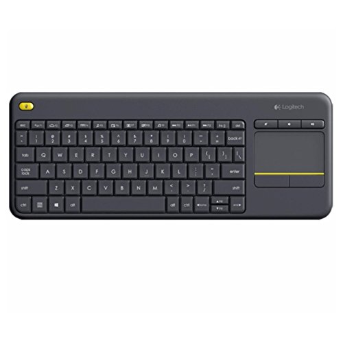 Logitech Wireless Keyboard Control Touchpad product image