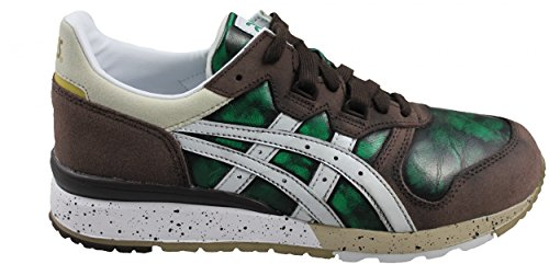 Asics Mens Gel Epirus H41TK/8701 Trainers Green/White Green free shipping shop for sale pre order KayUaSO