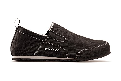 Canvas Replacement Liner (Evolv Cruzer Slip-on Approach Shoe - Black 11.5)