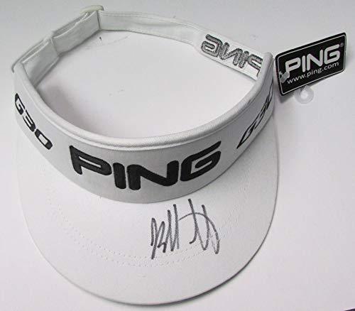 Bubba Watson PGA Champion Signed White Visor 141948 at Amazon s Sports  Collectibles Store 0fa646f50f3
